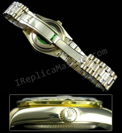 Rolex Oyster Perpetual DateJust Swiss Replica Watch