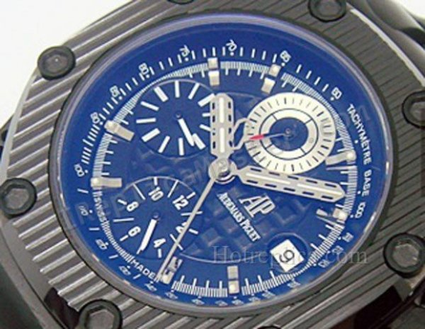 Audemars Piguet Royal Oak Survivor Chronograph Swiss Replica Watch