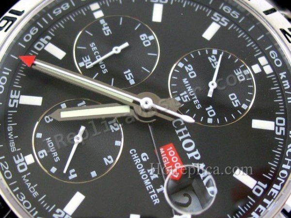 Chopard Mille Miglia GMT 2005 Chronograph Swiss Replica Watch