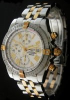 Breitling Chronomat Evolution Chronograph. Swiss Watch реплики