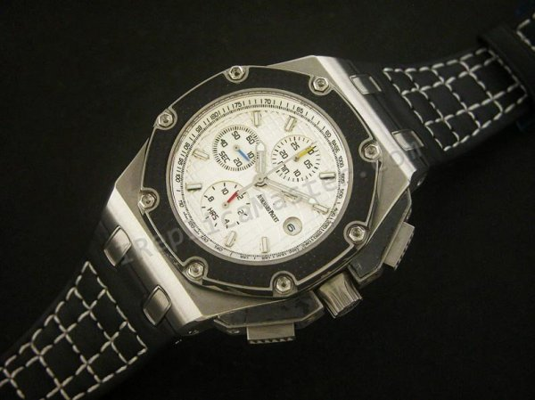 Audemars Piguet Royal Oak Offshore Juan Pablo Montoya Chronograph Swiss Replica Watch - Click Image to Close