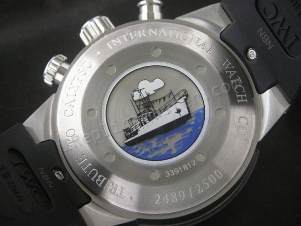 IWC Special Edition Aquatimer Chronograph Cousteau Divers