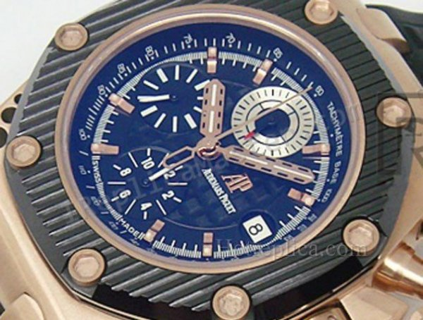 Audemars Piguet Royal Oak Chronograph Survivor Replica Orologio svizzeri