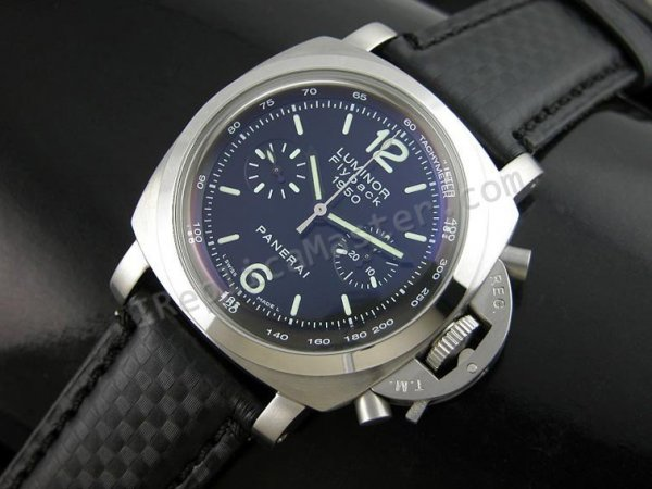 Officine Panerai Luminor FlyBack 1950 Chronograph PAM215 Swiss Replica Watch