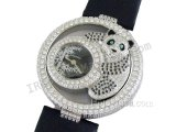 Cartier Pasha De Diamond ladies watch Swiss Replica Watch