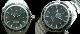 Omega Seamaster Planet Ocean Co-Axial Swiss Replica Watch
