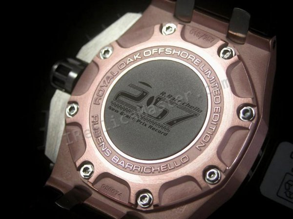 Audemars Piguet Royal Oak Оффшорные Рубенс Баррикелло Хронограф