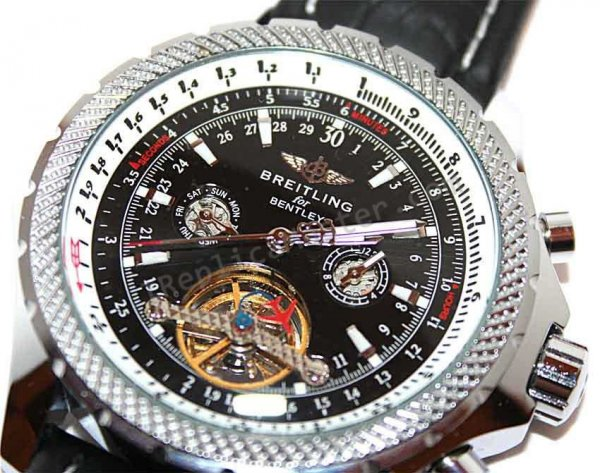 Breitling Bentley Motors Tourbillon Für Replik Uhr