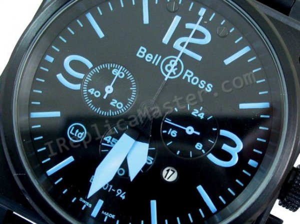 Bell and Ross Instrument BR01-94 Cronograph Swiss Replica Watch