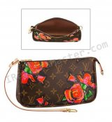 Louis Vuitton Stephen Sprouse Monogram Pochette Accessoir M48615 Replica