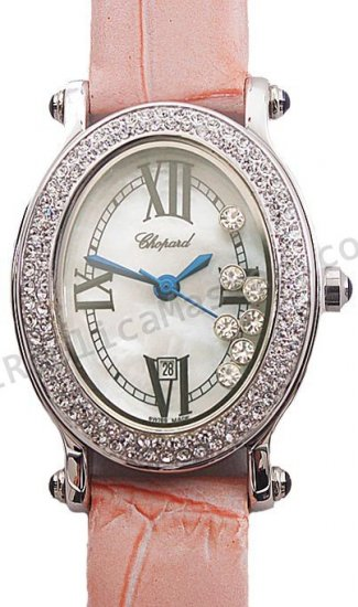 Chopard Happy Diamonds Date Replica Watch