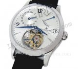 Jaeger Le Coultre Мастер Tourbillon. Swiss Watch реплики