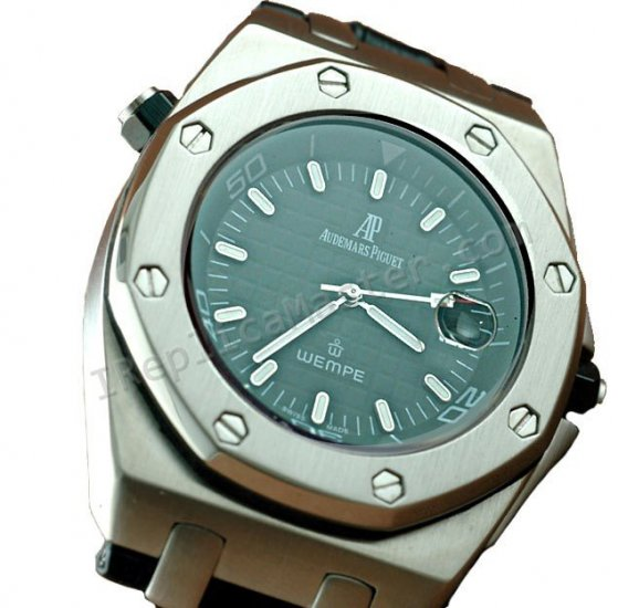 Audemars Piguet Royal Oak Wempe Limited Edition. Swiss Watch реп - закрыть