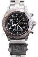 Breitling Chronomat Watch Dual Watch Réplique Montre