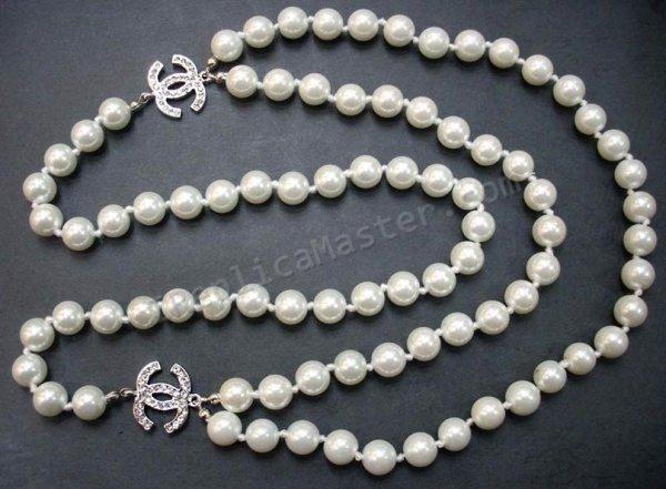 Fake Diamond Necklace Costume Jewelry