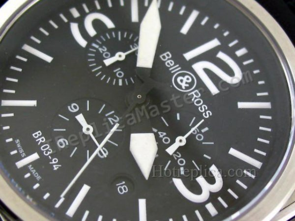 Bell and Ross Instrument BR 03-94 Swiss Replica Watch