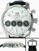 Eberhard & Co Chronograph 4 Replik Uhr