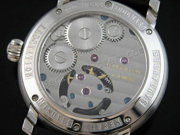 Audemars Piguet Jules Audemars Repetition Minutes Tourbillon Swiss Replica Watch