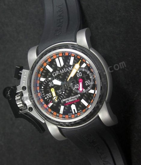 Graham Oversize Diver 100T Chronofighter Swiss Replica Watch
