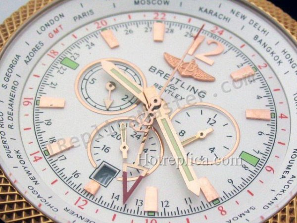 Breitling Montre chronographe Bentley Réplique Montre