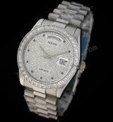 Rolex Diamond Day-Date Swiss Replica Watch