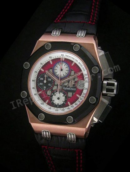 Audemars Piguet Royal Oak Offshore Rubens Barrichello Chronograp Suisse Réplique