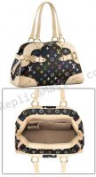 Louis Vuitton Monogram Multicolore M40194 Handbag Replica