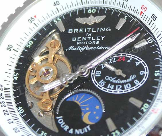 Breitling Multifunction Special Edition For Bentley Motors