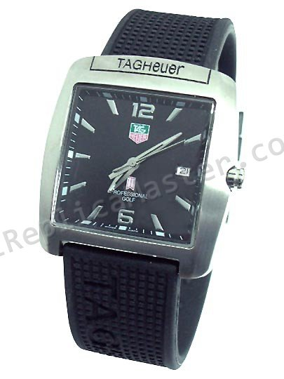Tag Heuer Tiger Wood Golf Professional Replica Watch