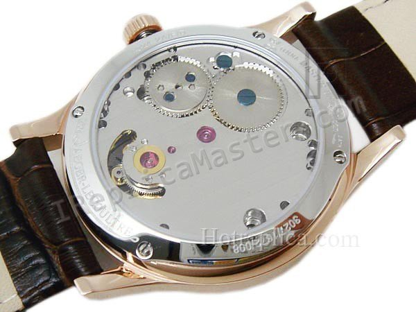 Jaeger Le Coultre Master Tourbillon Swiss Replica Watch