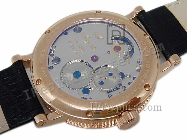 Breguet Jubilee Regulatuer Salmon Real Tourbillon Swiss Replica Watch