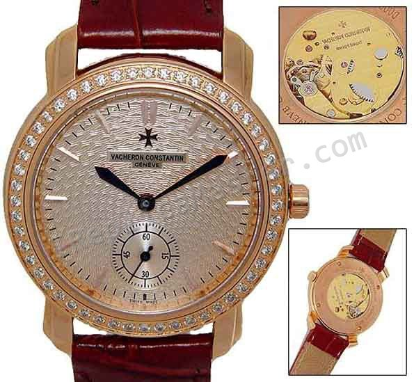Vacheron Constantin Malte Grande Classique Diamonds Replica Watch